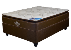 Pillow Top Deluxe Bed